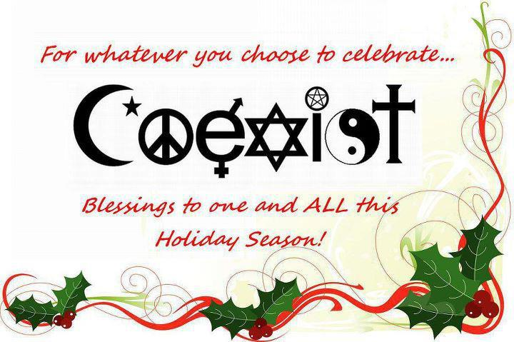 Nonjudgment & Goodness – Happy Holidays!